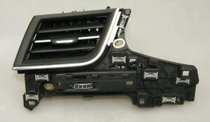 Audi-Q7-4M-Ausstroemer-Luft-Duese-Fahrerseite-schwarz-4M1820901N-Original-5604