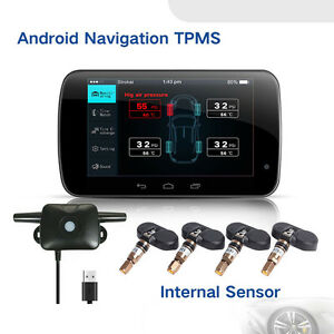 f r android gps auto dvd tpms reifen druck berwachung. Black Bedroom Furniture Sets. Home Design Ideas