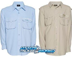 Shimano-Skyway-Long-Sleeve-Vented-Fishing-Shirts-UPF-30-at-Ottos-Tackle-World