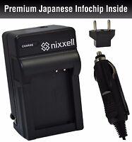 Nx-bccsn Original Battery Charger For Genuine Sony Dsc-w390 Dsc-w510 Dsc-w515ps