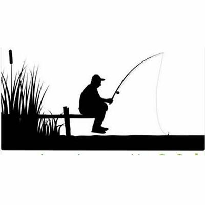 Father Son Fishing Metal Cutting Dies Scrapbook Paper Cards Album Art Craft New