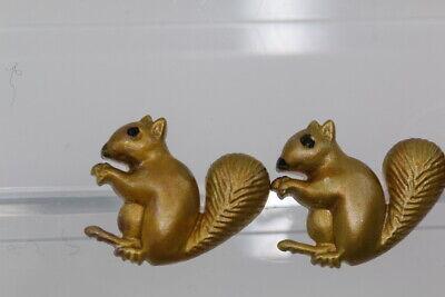 Eichhörnchen wohl ab 2010 Schönes Kinderknopf-Trio