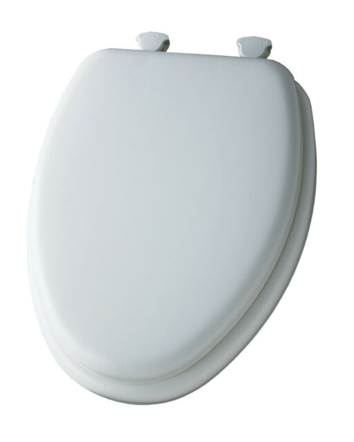 Church Cushioned Vinyl Elongated Toilet Seat For Sale Online Ebay