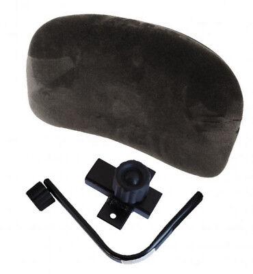 roc n soc drum stool throne backrest grey 6869983432918 ebay. Black Bedroom Furniture Sets. Home Design Ideas