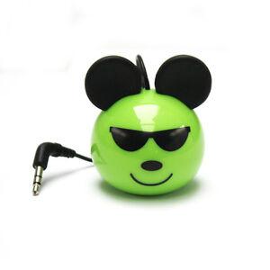 Sound2Go-Mini-Green-Bear-Keyring-Speaker