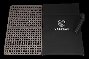 Valtcan-Titanium-Grill-Grate-Ultra-Lightweight-for-Bushcraft-Camping