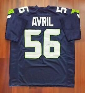 Cliff Avril Autographed Signed Jersey Seattle Seahawks JSA | eBay