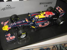 1:18 RED BULL Renault RB7  2011 M. Webber 110110002 MINICHAMPS OVP new