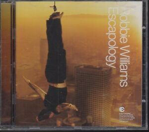Robbie Williams cd Reality killed the video star   (c)