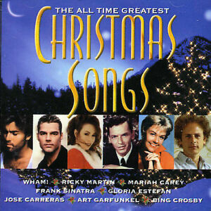 VARIOUS-ARTISTS-The-All-Time-Greatest-Christmas-Songs-2-CD-1999-Columbia