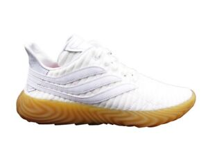 Details about Adidas Sobakov Sneakers White Beige BB7666