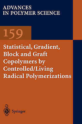 Statistical, Gradient, Block and Graft Copolymers by Controlled/Living Radical