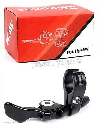 KS Southpaw Black Under-bar Left Remote Lever fits Kind Shock Dropper Seat Posts