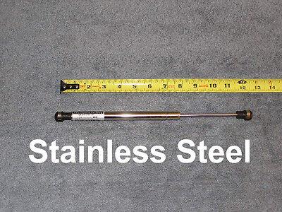 "12"" 20# NP Stainless Marine Strut Dock Deck Bait Box Live Well Lift Prop Rod 12"""