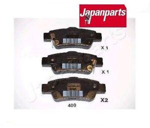 PP400AF-Kit-pastiglie-freno-a-disco-posteriore-Honda-Cr-v-MARCA-JAPANPARTS
