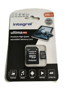 Integral-256GB-UltimaPro-MicroSDXC-Class-10-UHS-Class-3-Memory-Card