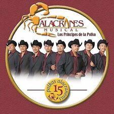 NEW CD Alacranes Musical Los Principes, Musica Duranguense, Polkas Alacraneras