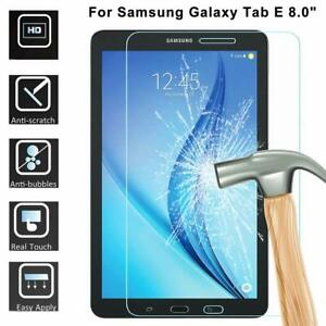 Tempered-Glass-9H-Screen-Protector-for-7-034-8-034-Samsung-Galaxy-Tab-A-E-S2-3-4-Tablet