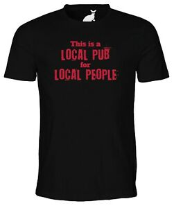 PQ CONSTRUCTION  DISTRESSED MENS T SHIRT FUNNY LEAGUE TV GENTLEMEN COMEDY OF