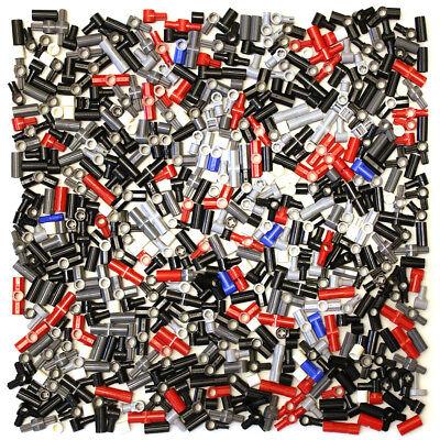 Attivo Lego Technic Connettore Giunto Accoppiatore 550 Parti Nero Rosso Grigio Giallo Blu-nuova-mostra Il Titolo Originale