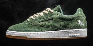 7f6bbf3fc5f Reebok x Curren y Club C Jet Life 85 Men s Shoes Hemp Primal Green ...