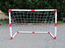 Set of 2 Junior Soccer Goals for Kids (4x3Feet), New, Free Shipping