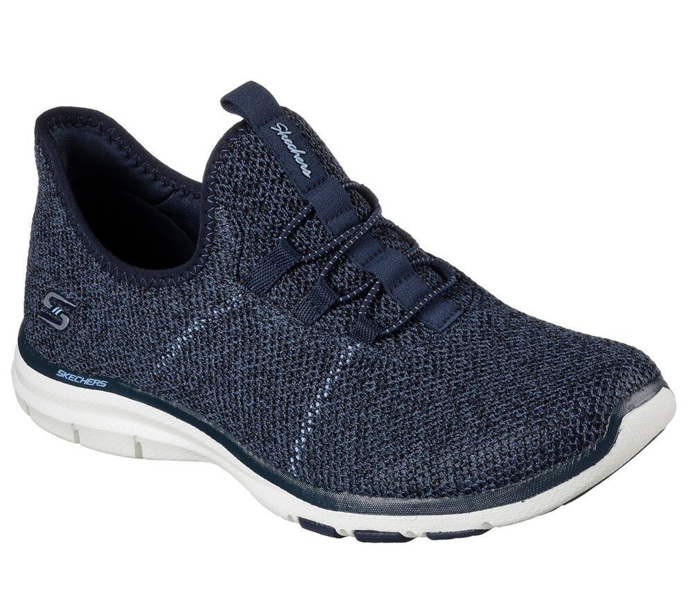 NUOVO Skechers da donna Sneakers Galaxies-On-Air normalissime scarpe da ginnastica Galaxies-On-Air Sneakers Blu cc509a