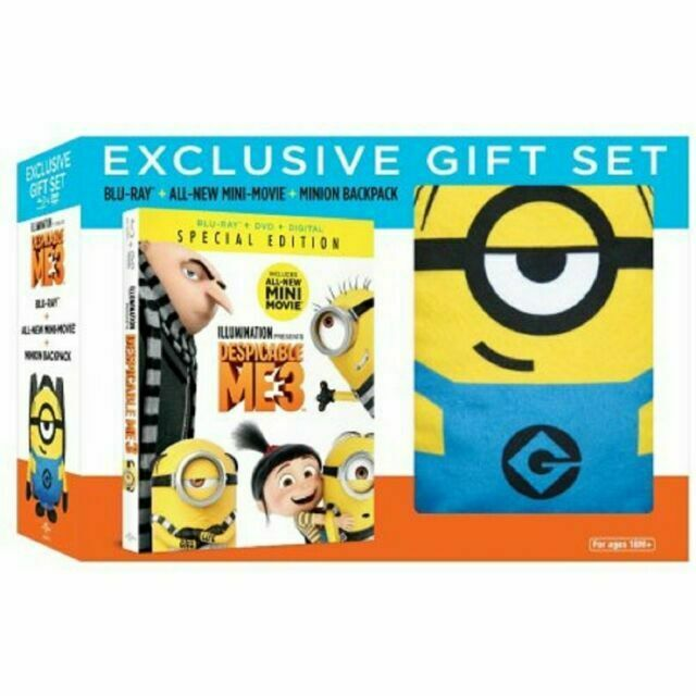 """11/"""" x 17/"""" MINIONS Movie Collector/'s  Prints Set of 4"""