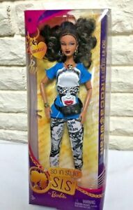 S-I-S-So-in-Style-Barbie-Trichelle-RocaWear-Roca-Wear-NIB-sealed-2009-Mattel