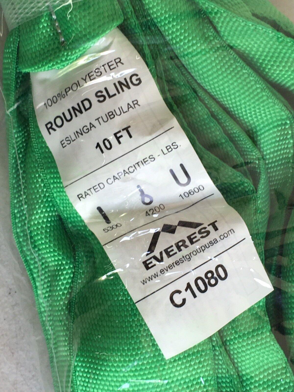Everest C1080 Tie Down