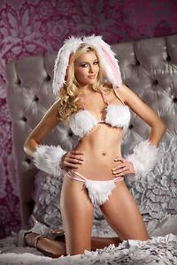 Damen mit Kaninchenfell Höschen Bilder, Fick Porno Fotos