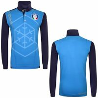 Kappa Polo Shirts FISI POLO LONG SLEEVES Uomo Aroundsport Polo