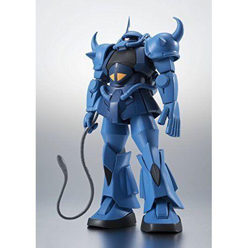 Bandai Robot Spirits Gouf Ver A.N.I.M.E. Mobile Suit Gundam Action Figure
