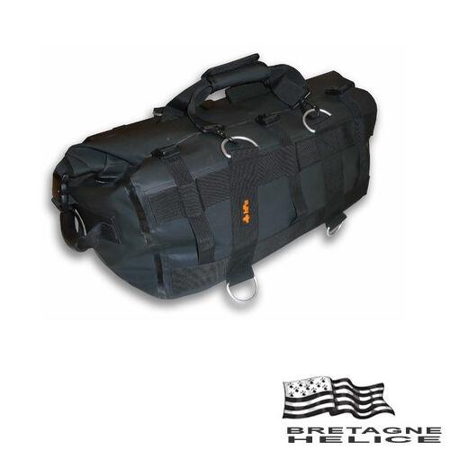 Bolsa  Estanca Dryduffle HD 50 Negro 48 Litros Hpa  gran venta