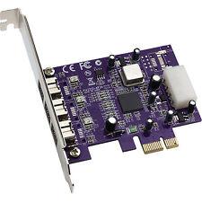 Sonnet Allegro FireWire 800 PCIe Card 3 ports FW800-E