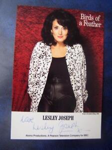 Lesley-Joseph-Autograph-BL2-6-x-4-inch