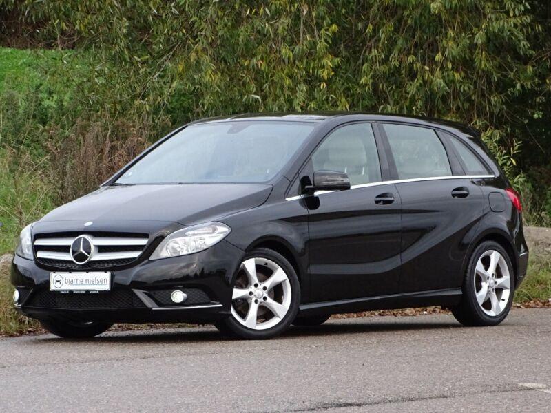 Mercedes B180 1,6 aut. BE