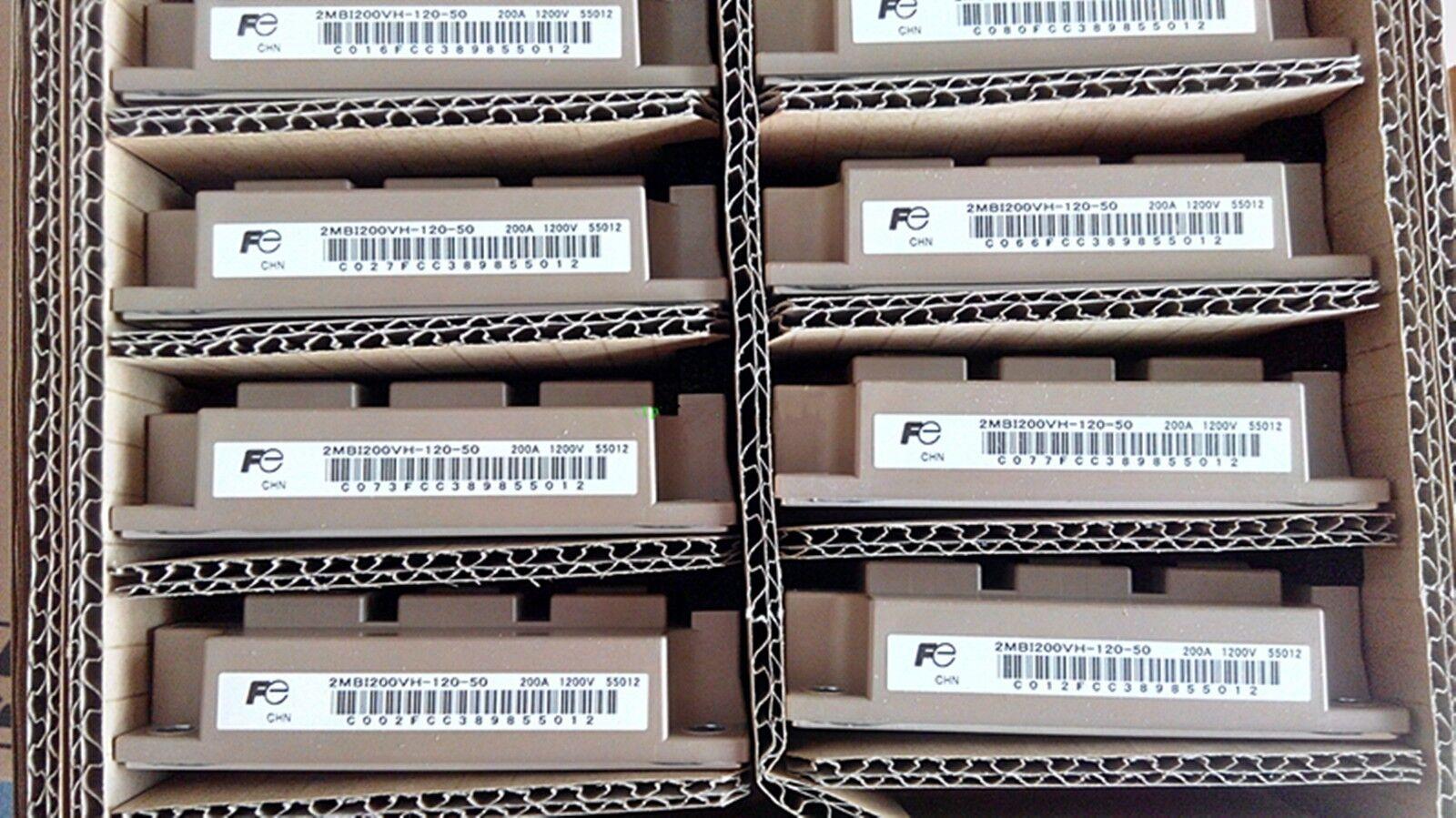 1PC NEW 2MBI200VH-120-50 2MBI200VH120-50 FUJI IGBT MODULE
