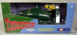 Corgi-Scale-CC00802-Thunderbirds-2-and-4-TV-Series-Diecast-models