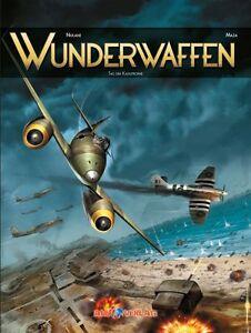 Wunderwaffen-5-Tag-der-Katastrophe-Deutsch-All-Verlag-Comic-NEUWARE