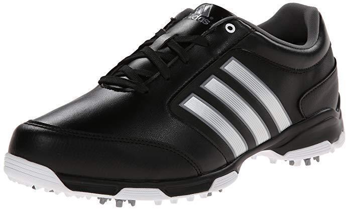 Adidas golf puro 360 light / Uomo pura una scarpa nera / light argento metallico angoscia bx 56a822
