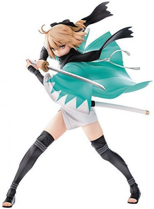 NEW Fate / Grand Order Saber / Soji Okita 1/7 Scale Painted Action Figure/B1 F/S