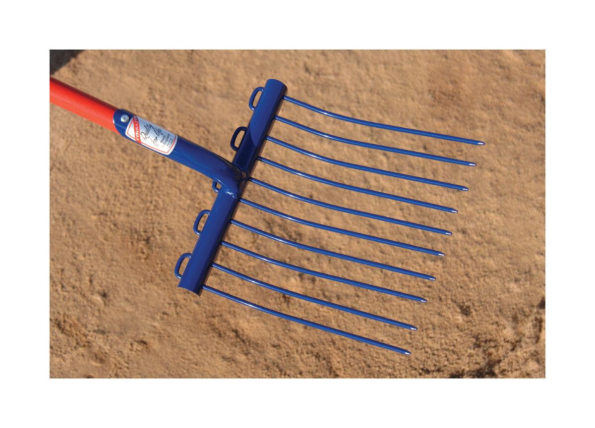 Fyna-Lite Multi Mucka SDimensione Forca con lungo   Doppie   a T Maniglia 100-120cm
