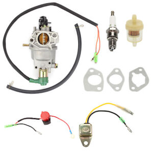 Carburetor carb for us general thunderbolt 3708 11hp 5700 watts.