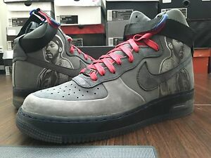 separation shoes dcfb1 88bae Image is loading New-Mens-Nike-Air-Force-1-Players-Rasheed-