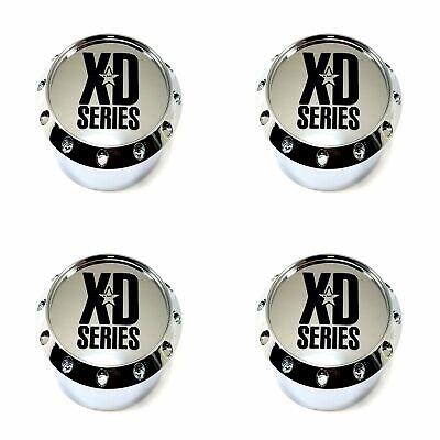 KMC XD Series Chrome Wheel Center Hub Cap 5//6Lug XD779 Badlands XD795 Hoss
