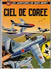 "ALBUM BROCHE SOUPLE BUCK DANNY ""CIEL DE COREE"" (3/1980)"