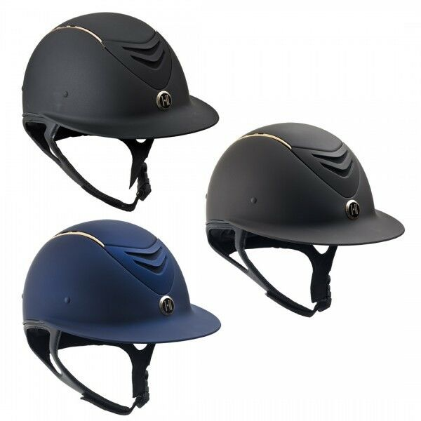 ONE K Avance Wide Brim pink  gold Stripe Helmet - 470668 (Various colors & Sizes)  best prices