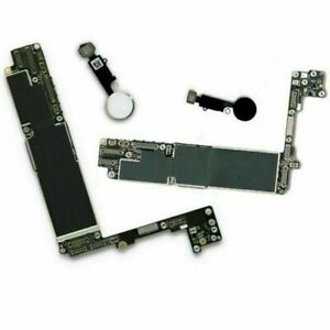 For iPhone 8/8 Plus 256GB/64GB+Touch ID Motherboard Main Board Unlocked Assembly