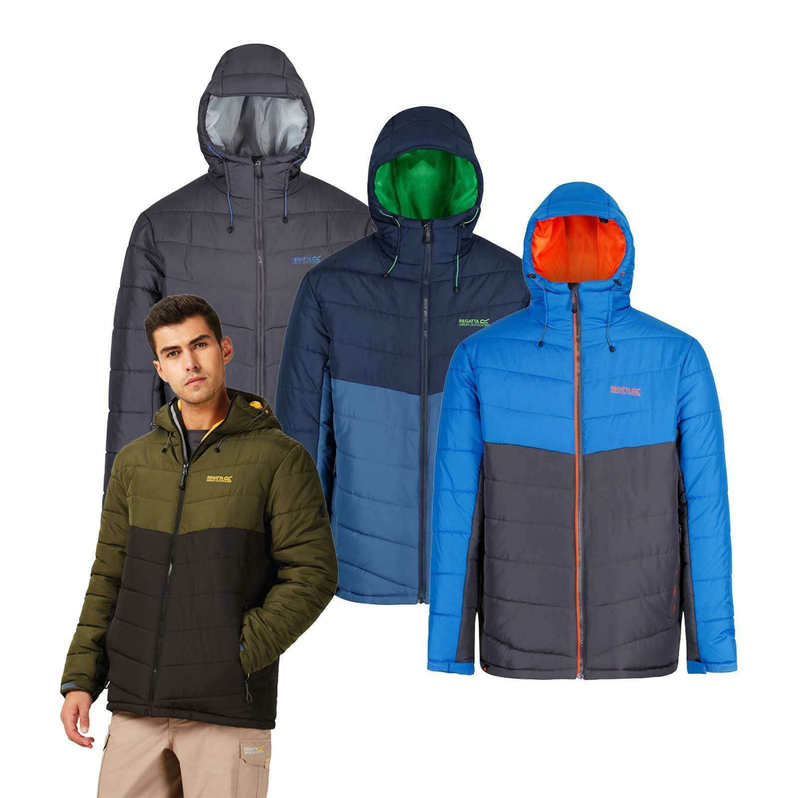 Regatta herren Nevado II Insulated jacke